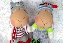 Куклы / Все о создании кукол.