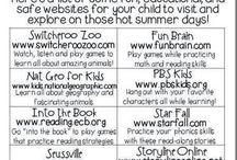 Kids Online (websites, apps etc)