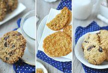 Kekszek, kalácsok, linzerek, muffinok