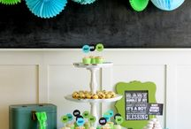 Background/Backdrops Parties Ideas
