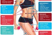 oefeningen voor heel je lichaam