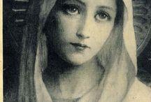 Virgin Mary, Tattoos