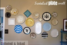 Awesome wall decor  / by Allyson Callahan