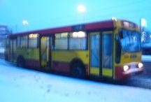 Wrocławskie autobusy i tramwaje