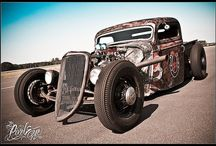 Auto: Rat Rod / by Muay