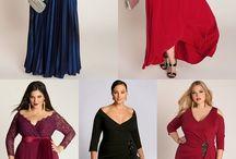 fuller figure gowns