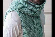 My knitting and crochet