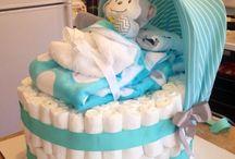 diarer cakes / τουρτες με πανες