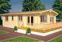 casette in legno / casette in legno abitabili, da giardino , e rispostigli