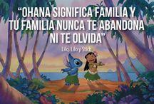 A Frases Disney / frases de Disney y otras películas animadas