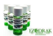 ANDARA crystal and oil