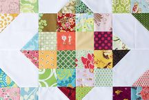 Quilting & sewing projects / by Lisa Kwan