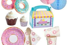 Donut Birthday Ideas