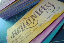 Business Card Inspiration / ...to develop business card creativity / by PrintsPal