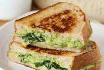 Main Dish / Sandwiches, Entrees