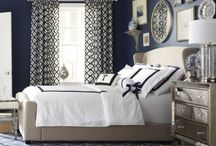 Master bedroom / by Nicole Barfield