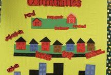 2nd grade social studies / by Nikki Godfrey