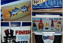 Cooler crafts / by Amanda Silvera