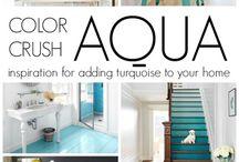 All things Aqua/Turquoise