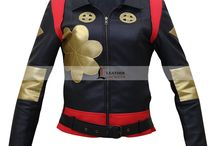 Suicide Squad Tatsu Yamashiro Jacket / Hollywood Sexy Celebrity Katana Suicide Squad Leather Jacket you can buy it from LeathersJackets.com along with FREE Shipping in USA, UK and Canada.