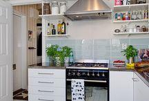 Ideas para mi cocina / Busco hacer de mi cocina un lugar alegre con muchos colores