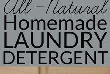 Detergent homemade