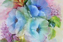 Gary / Schüler / Blumen