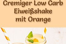 Low Carb Getränke und Shakes