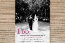 wedding / wedding ideas / by Cynthia Miller