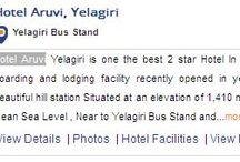 yelagiri hotels
