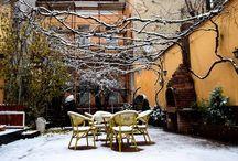 Winter / Romania in winter