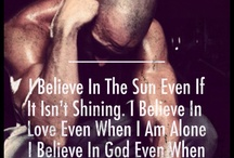 Grounded by my Faith