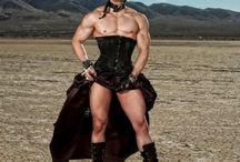 """Men In Corsets! / Check out our blog post, """"7 Pics of Men Looking Flawless In Corsets"""" bit.ly/MenInCorsets  At Corset Connection, almost 50% of our products are purchased by male/male-bodied folks. We understand there can be a stigma or level of discomfort associated with men wearing a product that has historically been marketed to women. We want to change that narrative.  / by Corset Connection"""