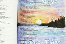 Bible Journaling - Lamentations