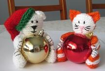 Christmas - Knitting Crochet Sewing