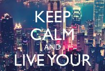 Keep Calm and :P