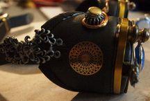 My Steampunk Creations