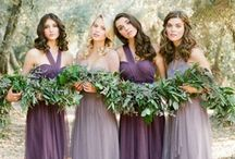 Bridesmaid Inspiration / This board is full of inspiration for your bridesmaids. We're talking hair, make up and of course bridesmaid dress ideas. Hopefully you'll find your dream colour scheme and style on this board!