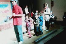Theater mit Kids