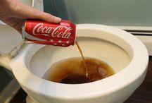 Coca-Cola vyuzitie