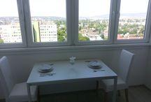 Gardrób 2. / Small white flat on the 13. floor