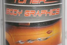 Cool Auto Graphics Decals