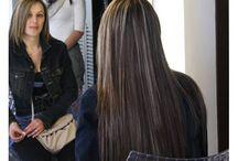 En nuestra tienda... / Acércate a tu tienda Elegance Hair Extensions y disfruta de los mejores cambios de look para tu cabello.