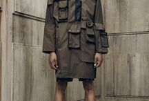 Fashion - Military / Clothing and Fashion reference related to Military