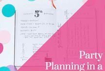 BuJo Planning