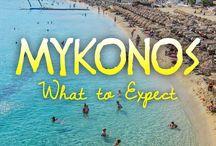 Greece-y Things!