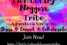 Elementary Bloggers Tribe / This is a collaborative board for members of the Elementary Bloggers Tribe.  Please only pin quality blog posts relating to all things elementary.  Only pin content related to teaching blogs. Please do not promote your business or products.