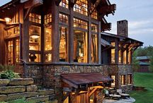 Log Cabins/homes