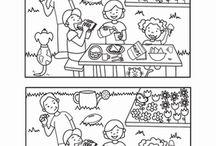 Fun worksheets