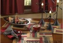Pattern: Hearth & Home / by Piper Classics